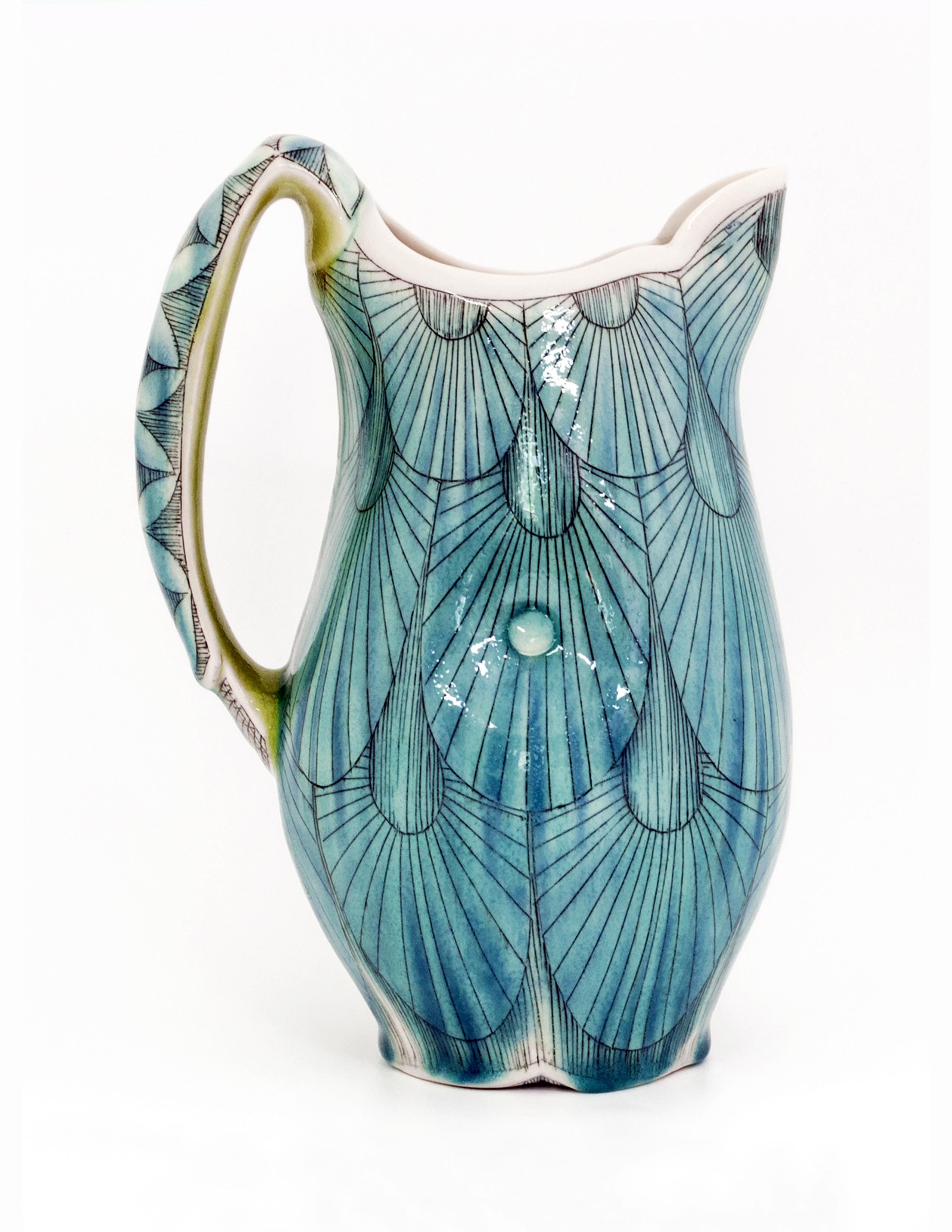Andrea Denniston Ceramics Floyd Va